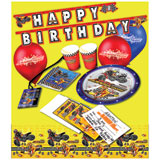Smooth Industries MX Superstars Birthday Party Pack