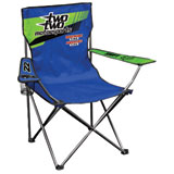Smooth Industries Two Two Motorsports Outdoor Folding Chair