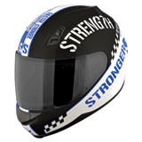 Speed and Strength Top Dead Center Motorcycle Helmet