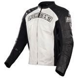 Speed and Strength Seven Sins Leather-Textile Motorcycle Jacket