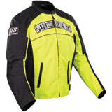 Speed and Strength Seven Sins Textile Motorcycle Jacket
