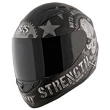 Speed and Strength SS1100 Moto Mercenary Motorcycle Helmet