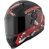 Speed and Strength SS1300 Live By The Sword Motorcycle Helmet