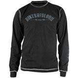 Speed and Strength Bikes Are In My Blood Long Sleeve Thermal T-Shirt