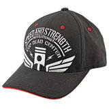 Speed and Strength Top Dead Center Flex Fit Hat