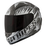Speed and Strength SS1100 Stars And Stripes Motorcycle Helmet