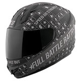 Speed and Strength SS1400 Full Battle Rattle Motorcycle Helmet