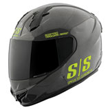Speed and Strength SS1400 Twist Of Fate Motorcycle Helmet