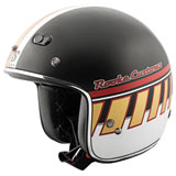 Speed and Strength SS600 2 Stroke Open-Face Motorcycle Helmet