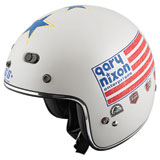 Speed and Strength SS600 Nixon Replica Open-Face Motorcycle Helmet