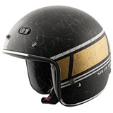 Speed and Strength SS600 Restomod Open-Face Motorcycle Helmet