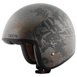 Speed and Strength SS600 Rust And Redemption Open-Face Motorcycle Helmet