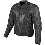 Speed and Strength Bikes Are In My Blood Leather Motorcycle Jacket