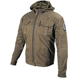 Speed and Strength Dogs Of War Textile Motorcycle Jacket
