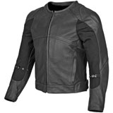 Speed and Strength Full Battle Rattle Leather Motorcycle Jacket