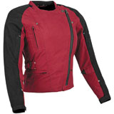 Speed and Strength Women's Tough Love Textile Jacket