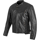 Speed and Strength Rust And Redemption Leather Motorcycle Jacket