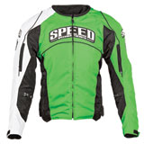 Speed and Strength Top Dead Center Textile Motorcycle Jacket