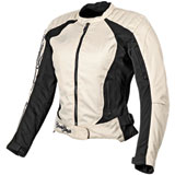 Speed and Strength Women's Heart And Soul Textile Jacket