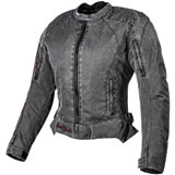 Speed and Strength Heart And Soul Ladies Textile Motorcycle Jacket