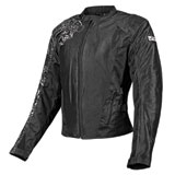 Speed and Strength Wicked Garden Ladies Mesh Motorcycle Jacket