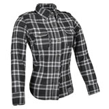 Speed and Strength Women's Smokin Aces Reinforced Moto Shirt