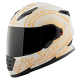 Speed and Strength SS1600 American Beauty Ladies Motorcycle Helmet