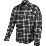 Speed and Strength Black Nine Reinforced Moto Shirt