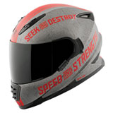 Speed and Strength SS1600 Cruise Missile Motorcycle Helmet