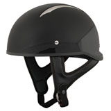 Speed and Strength SS310 Solid Speed Open-Face Motorcycle Helmet