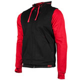 Speed and Strength Bikes Are In My Blood Armored Vest Hoody