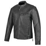Speed and Strength America Rising Leather Motorcycle Jacket