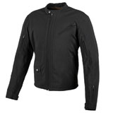 Speed and Strength Back In Black Textile Motorcycle Jacket