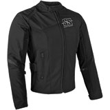 Speed and Strength Women's Back Lash Textile Jacket