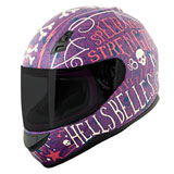 Speed and Strength SS700 Women's Hell's Belles Helmet