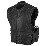 Speed and Strength The Quick And The Dead Leather Motorcycle Vest