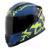 Speed and Strength SS1600 Critical Mass Helmet