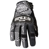 Speed and Strength Throttle Body Ladies Motorcycle Gloves