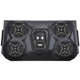 SSV Works WP3 Weather Proof Bluetooth Overhead 4 Speaker System