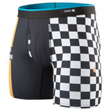 Stance The Combed Cotton Boxer Briefs Checks