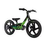 STACYC 16eDrive Brushless Bike Graphic Kit Electrify 2.0 Green
