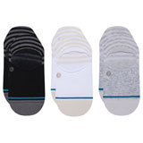 Stance Women's Super Invisible Socks - 3 Pack Sensible Two
