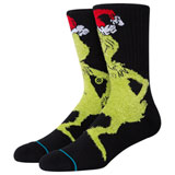 Stance Classic Crew Socks Mr Grinch