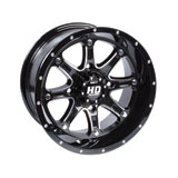 STI HD4 Alloy Wheel Gloss Black