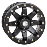 STI HD9 Beadlock Wheel Matte Black