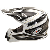 Suomy MX Jump Black Magic Helmet Black