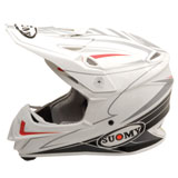 Suomy MX Jump Killer Loop Helmet White