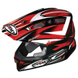 Suomy Alpha Helmet 2018 Bike Red