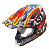 Suomy MX Jump Shots Helmet Orange