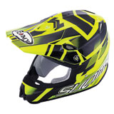 Suomy MX Jump Special Helmet Fluorescent Yellow/Black